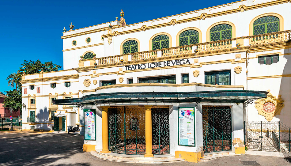 """Teatro """"Lope de Vega"""" (Sevilla)"""